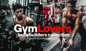 GYM LOVERS Lightroom Presets Pack 4623576