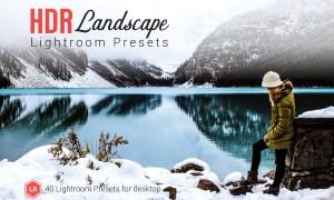 HDR Landscape Lightroom Presets 4594539