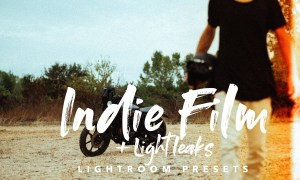 Indie Film - Lightroom Presets 4634386