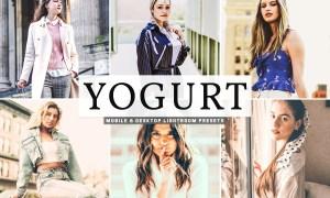 Yogurt Lightroom Presets Pack 3629143