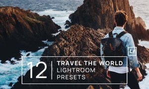 12 Travel the World Lightroom Presets