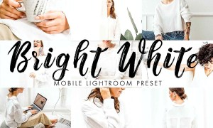 Bright White Lightroom Presets 4488110