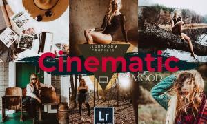 Cinematic Mood Lightroom Profiles 4719951