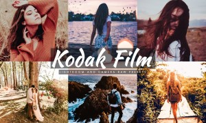 Kodak Film Lightroom & ACR Presets 3827079