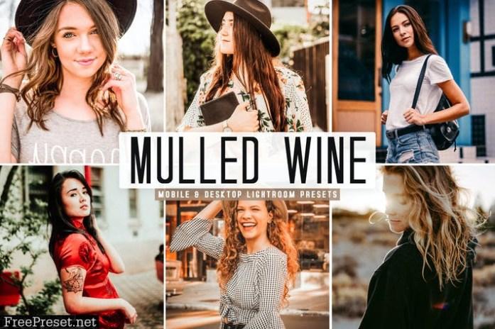 Mulled Wine Mobile & Desktop Lightroom Presets
