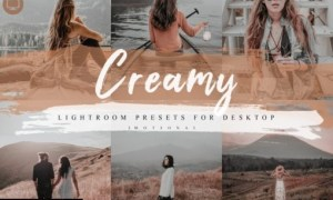 5 Creamy Lightroom Presets 4145065