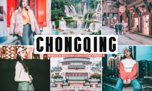 Chongqing Pro Lightroom Presets 4141021