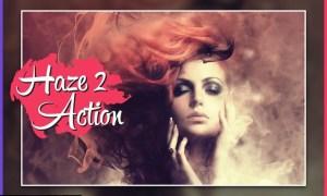 Haze 2 CS4+ Photoshop Action X9ATAFX