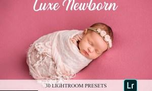 Lightroom Presets - Luxe Newborn 4820937