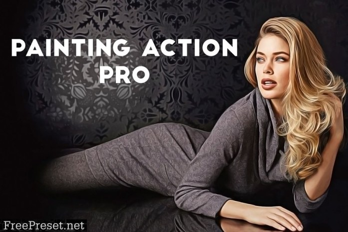 Painting Action Pro! (Photoshop) 327493