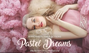 Pastel Dreams Photoshop Actions 3576799