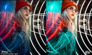 Real Neon Lightroom Presets 26453797