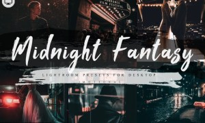 7 Midnight Fantasy Lightroom Presets 4304132