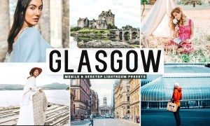 Glasgow Pro Lightroom Presets 4328696