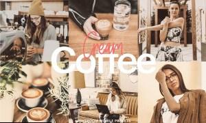 Lightroom Preset-Cream Coffee Theme 4971968
