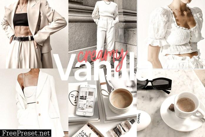 Lightroom Preset-Vanilla Creamy 4976198
