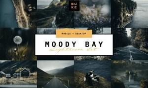 Moody Bay – 4 Pro Lightroom Presets 4870966