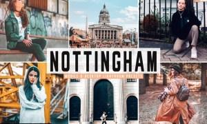 Nottingham Mobile & Desktop Lightroom Presets