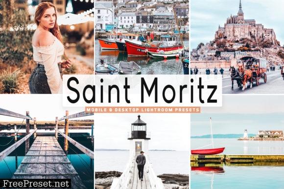 Saint Moritz Lightroom Presets Pack
