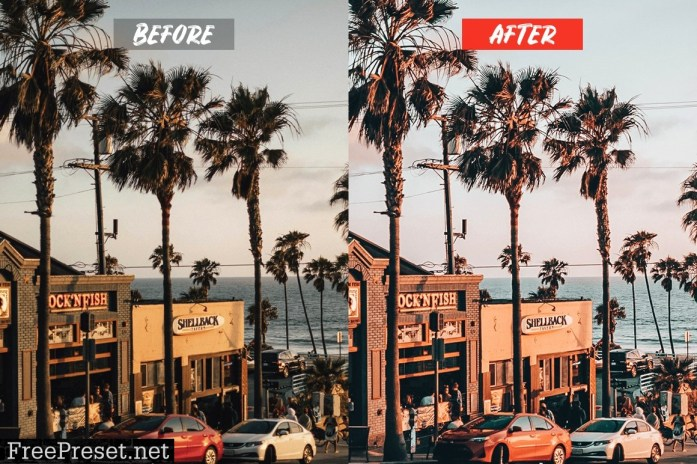 Venice Lightroom Presets 5119376