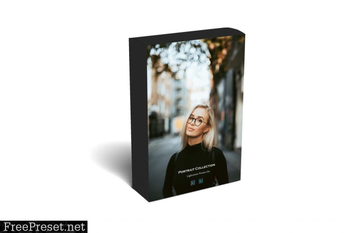 WithLuke Lightroom Presets - The Portrait Desktop Collection