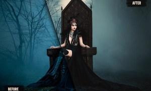 36 Dark Fantasy - LUTs (Look Up Tables)