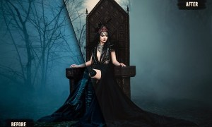 36 Dark Fantasy - LUTs (Look Up Tables)