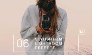 6 Stylish Film Lightroom Presets + Mobile