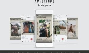 Adventure Instagram Vol.26 7V2T4X9