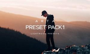 ARTA Preset Pack 1 For Mobile and Desktop Lightroom