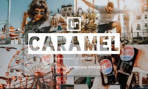 Caramel Lightroom Presets 5202496