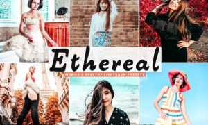 Ethereal Pro Lightroom Presets