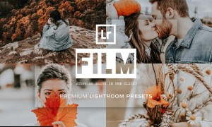 Film Lightroom Presets 5202890