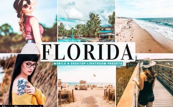 Florida Pro Lightroom Presets