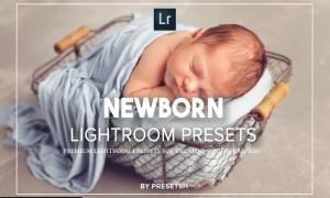 Newborn Baby Lightroom Presets