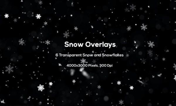 Snow Overlays M6AZ6GC