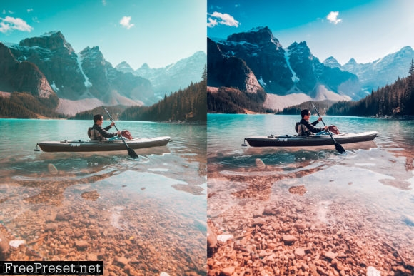 Summer Vibes Only! Color Pop Presets