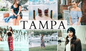 Tampa Lightroom Presets Pack