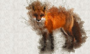 Watercolor Sketch Photoshop Action 27360743