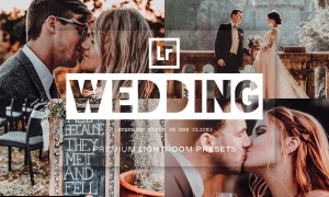 Wedding Lightroom Presets 5215563