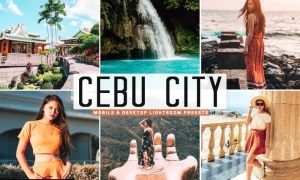 Cebu City Mobile & Desktop Lightroom Presets
