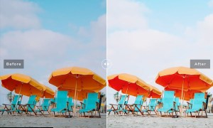 Cocoa Beach Mobile & Desktop Lightroom Presets