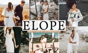 Elope Mobile & Desktop Lightroom Presets