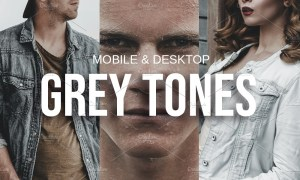 GREY TONES Lightroom Presets 5115218