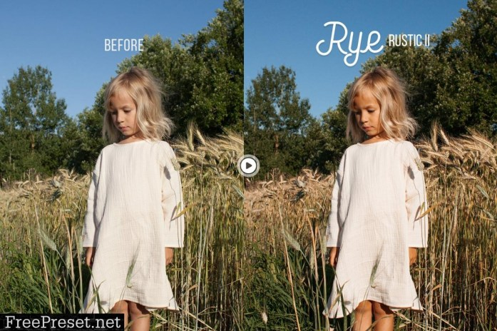 Rye Lightroom & ACR Presets 5305718