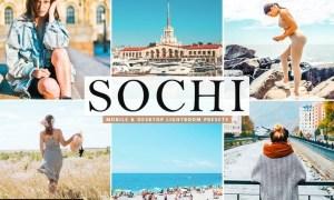 Sochi Mobile & Desktop Lightroom Presets