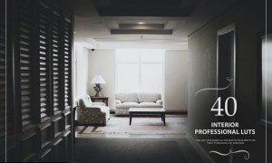 40 Interior LUTs (Look Up Tables) CSBTJDX