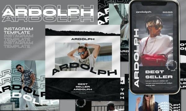 Ardolph - Instagram Post and Stories 5P6GBC4
