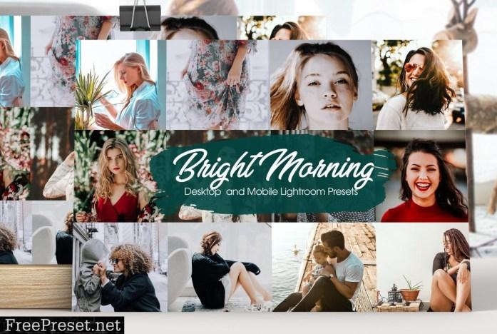 Bright Morning Lightroom Presets 5237697