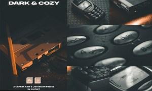 Dark & Cozy - Preset 4933852